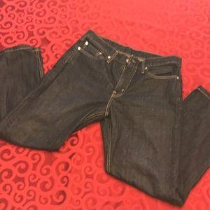 Men's Levi's 514 jeans in excellent condition